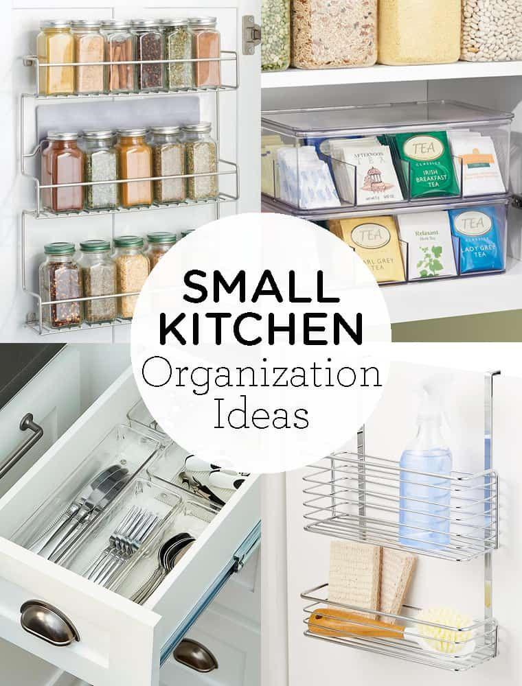 12 Small Kitchen Organization Ideas Small Kitchen Organization Kitchen Organization Small Kitchen Decor