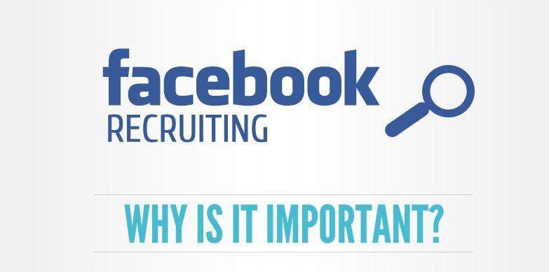 INFOGRAPHICS: Facebook recruiting