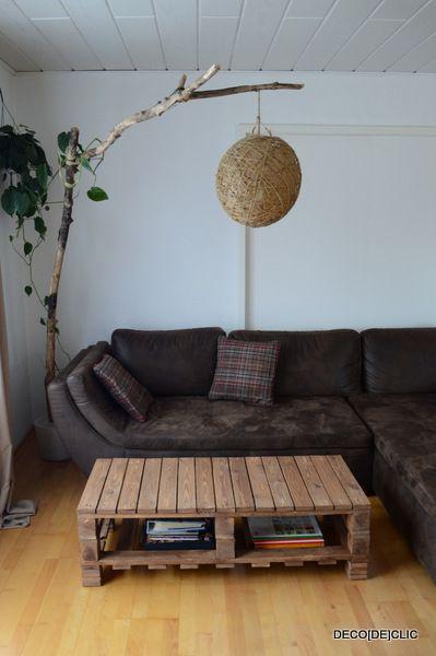 avec des palettes en bois recherche google id e d co pinterest palettes en bois palette. Black Bedroom Furniture Sets. Home Design Ideas