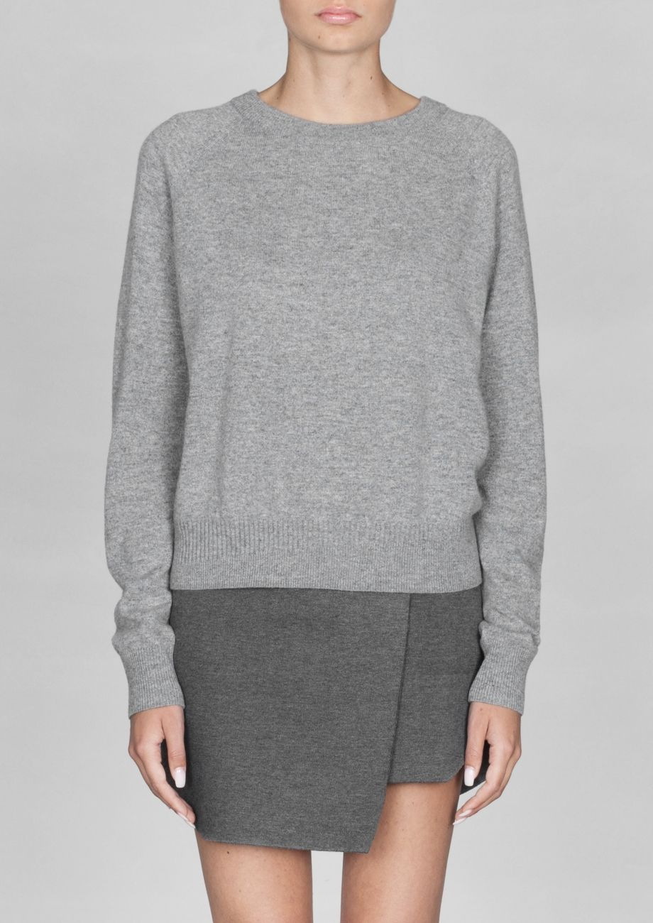 & Other Stories | Cashmere Sweater | NORMCOREcouture | Pinterest ...