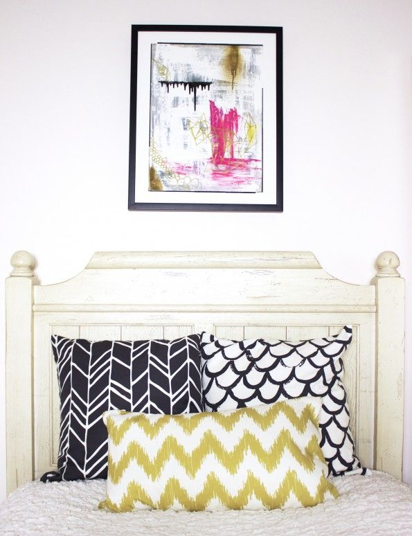 Bedroom Decor With Minted Art For The Home Bedroom