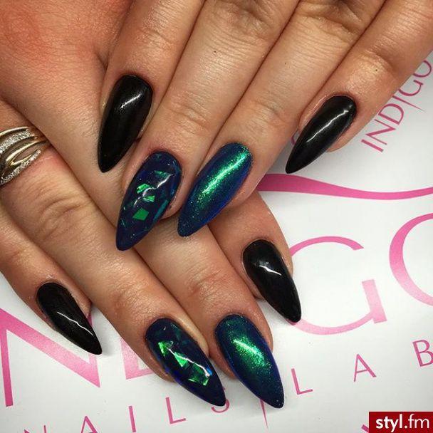 Pin de Agnieszka Mucha en Nails | Pinterest | Ponerse y Coser