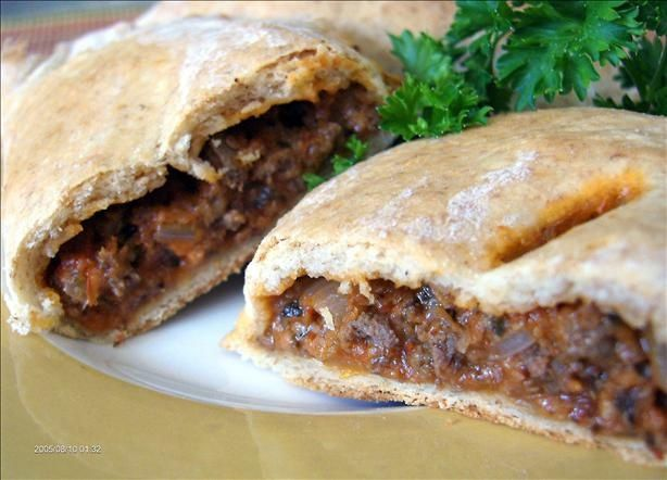 Calzones (Diabetic Recipes for Picky Eaters).