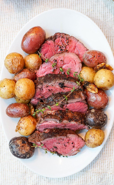 Chateaubriand Recipe Sous Vide Filet Mignon Roast Recipe In 2020 Filet Mignon Roast Recipes Sous Vide Recipes