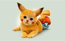 ... viva achei um dos Pokemons ... kkkkkkkkk .... beijinhos 🐾