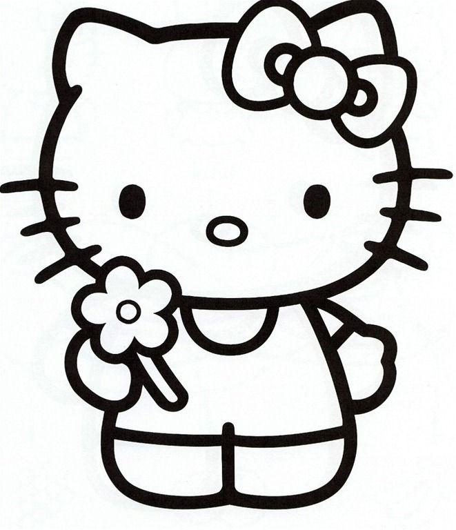 Hello Kitty Hello Kitty Drawing Hello Kitty Coloring Hello Kitty Printables
