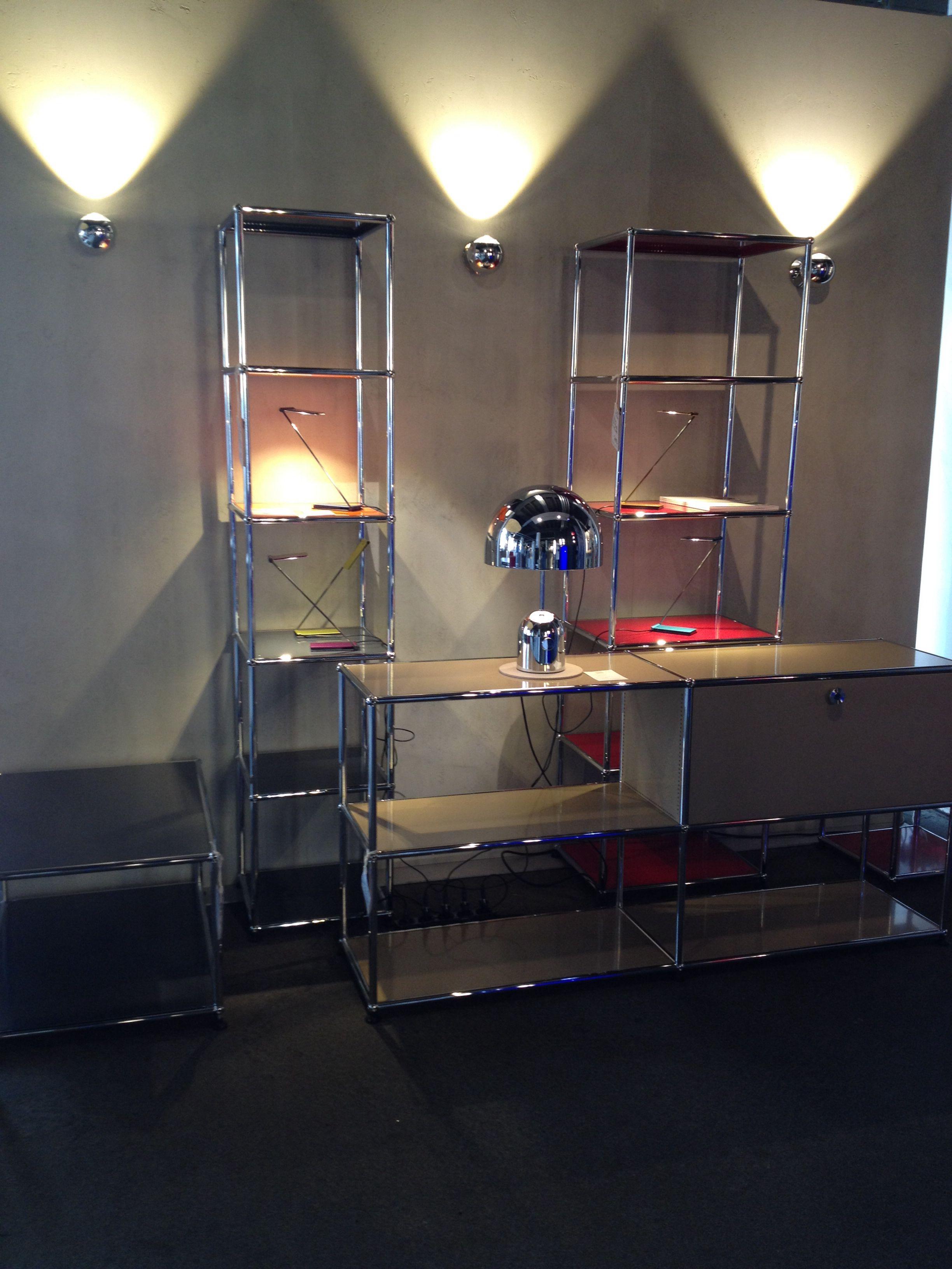 usm haller m belbausysteme tom dixon und occhio io3d led und mehr licht finden sie bei ihrem. Black Bedroom Furniture Sets. Home Design Ideas