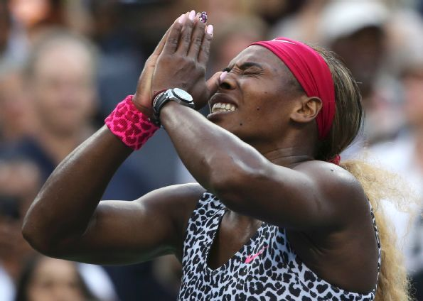 Serena takes it all Serena Williams defeats Caroline Wozniacki in the women's singles final  2014 US Open. wins 18th Grand Slam and 3rd consecutive Us Open!!