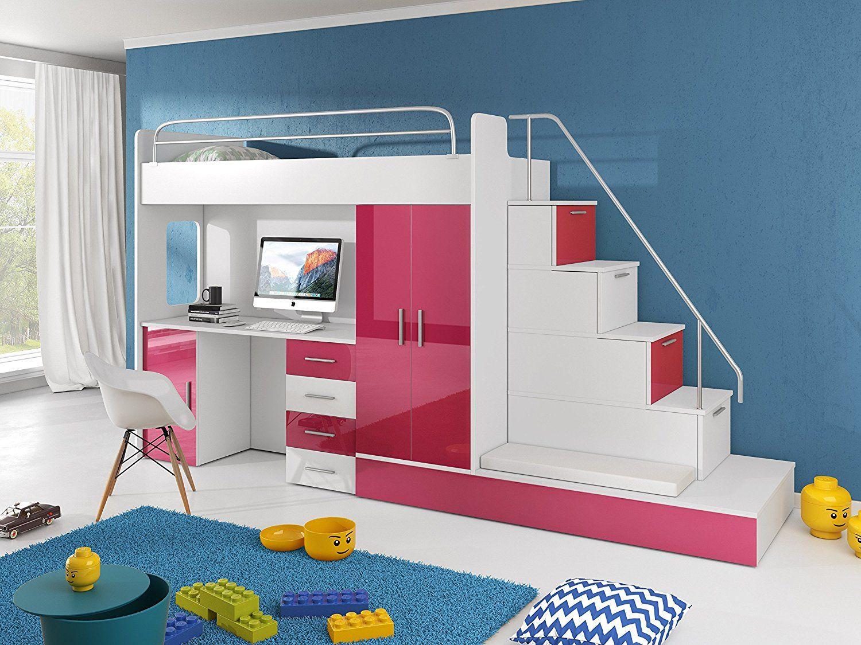 Idea By Zoltan On Interior Design Bunk Bed Designs Bed Design