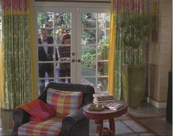 Poolhouse Curtains From Gilmore Girls Pool House Decor Gilmore