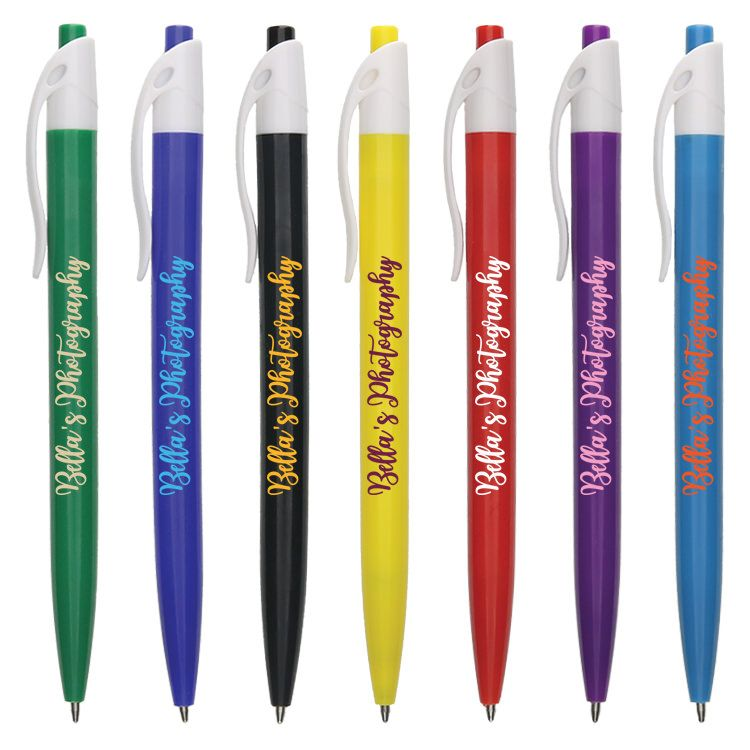 E140 Davis Brights Pen Customized Pen For Company Favors Pen Company Wedding Pen Wedding Favours Pens Wedding Favors