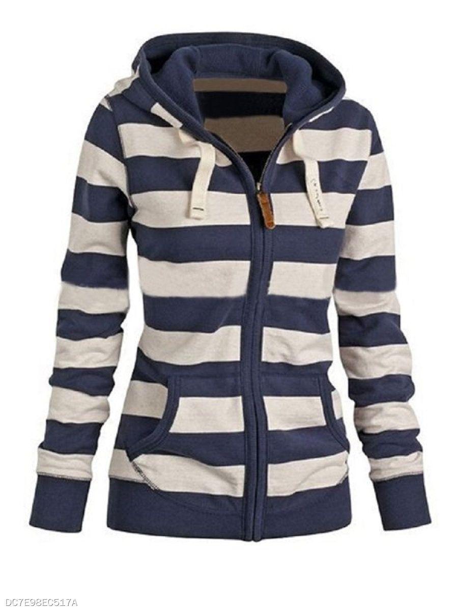 URIBAKE Fashion Womens Hooded Coat Sleeveless Open Front Winter Causal Warm Pocket Fleece Hoodie Coat