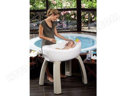 Baignoire Bebe Babysun Nursery Baignoire Onda De Luxe Spa Bain