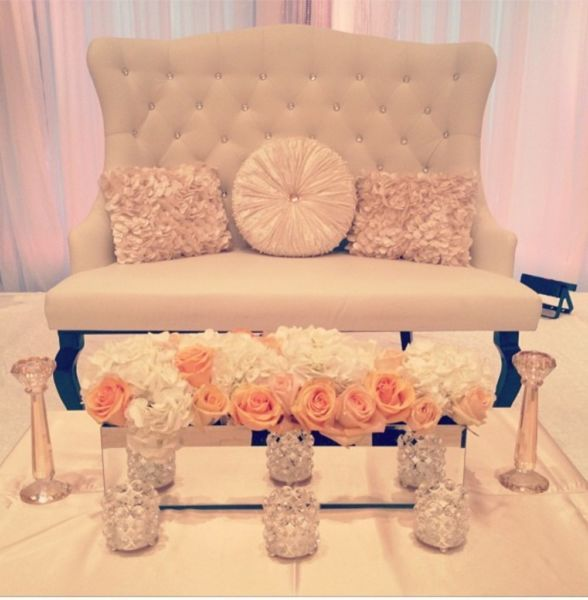 Pin By Tayren Burns On Valima Stage Decor Ideas Finding A House Reception Layout Wedding Reception Decorations