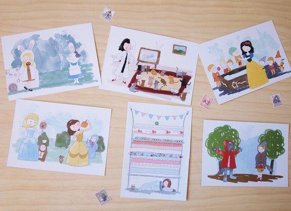 Hoy en el blog: Dónde comprar postales bonitas!