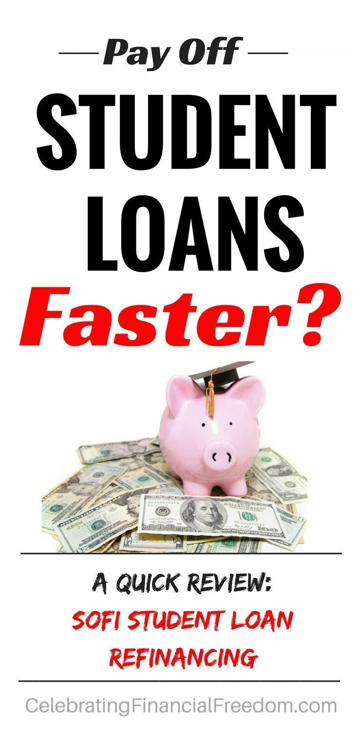 How to pay off student loans faster and save money too a