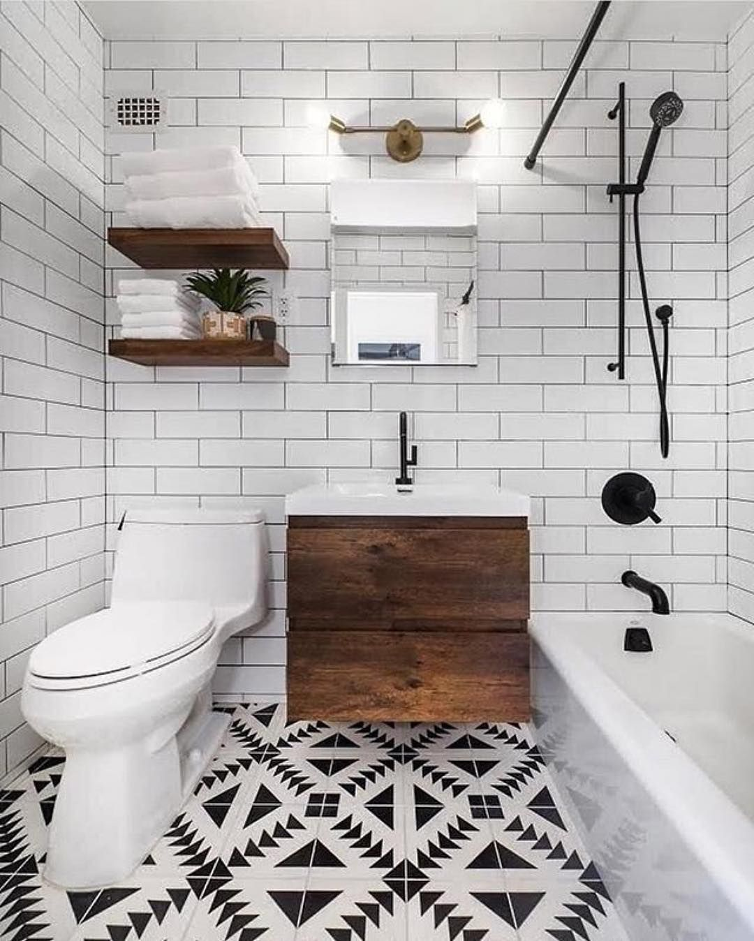 Image Result For Cement Tile Shop Here's A Bathroom You'd