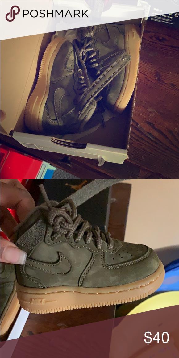 Kids Nike Air Force 1 Shoes on Poshmark