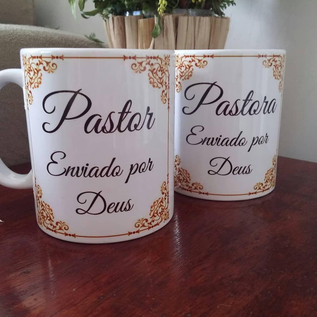 8d7d90851 Caneca Pastor e Pastora - Venha conferir - elo7.com.br rejestamparia ...