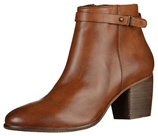 SPM 19147263 Damen Stiefelette Braun, EU 40 - Stiefel für frauen (*Partner-Link)