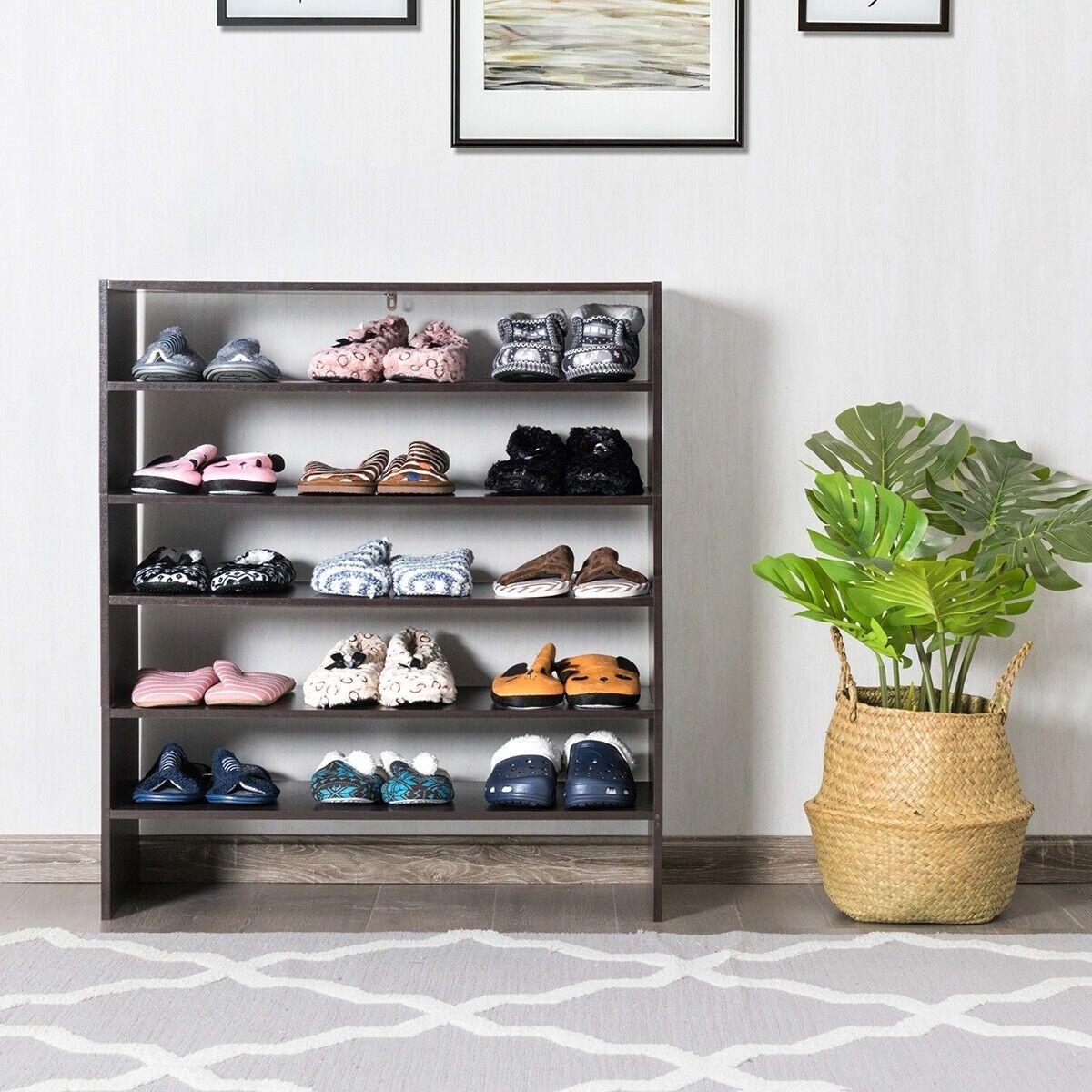 4d54213022cd16b908b7e0df4546c2e8 - Better Homes And Gardens 2 Tier Stackable Shoe Rack
