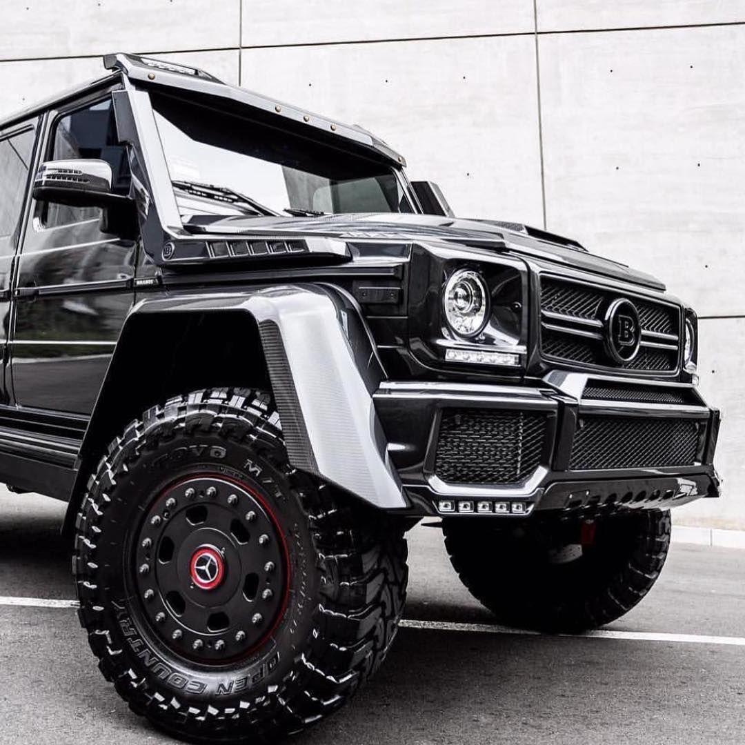 G Class On Instagram Black 4x4 Gclass 4x4 G Class Jeep