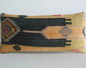Turkish cushion decorative throw pillow kilim pillows decorative pillow outdoor floor sham bohemian decor boho ethnic tribal accent lumbar