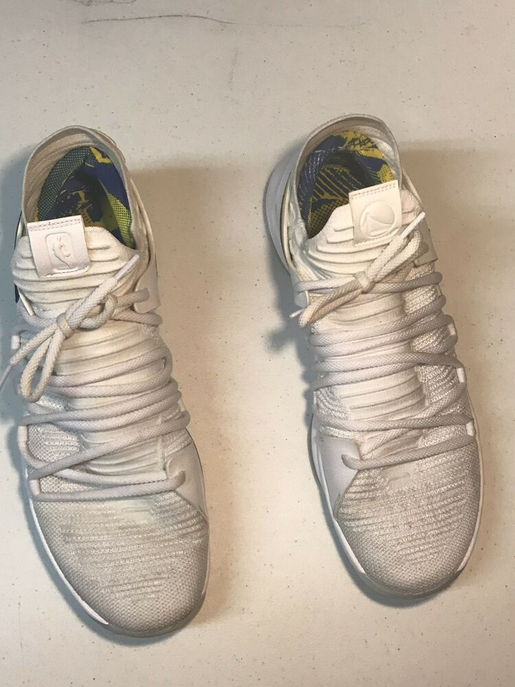 Mens Nike Zoom Kd 10 Numbers Warriors White Blue Size 13 Fashion Clothing Shoes Accessories Mensshoes Athleticshoes Nike Zoom Nike Air Monarch Nike Men