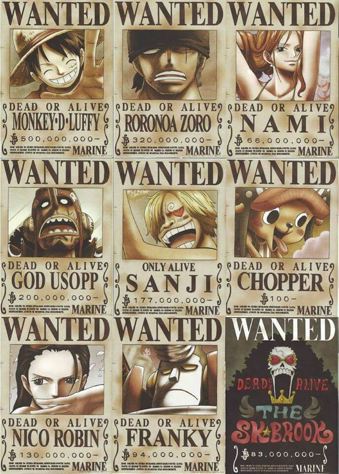 So Brook Whoa One Piece Wallpaper Iphone One Piece Bounties One Piece Anime