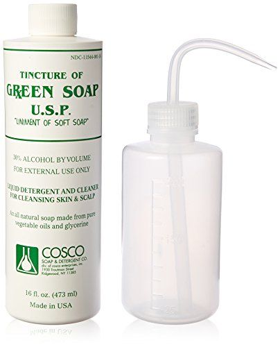 Cosco Green Soap 1 Pint Squeeze Bottle 8ounce Cosco Sale Cheap Tattoo Supplies Ad Green Soap Soap For Tattoos Best Tattoo Aftercare Products