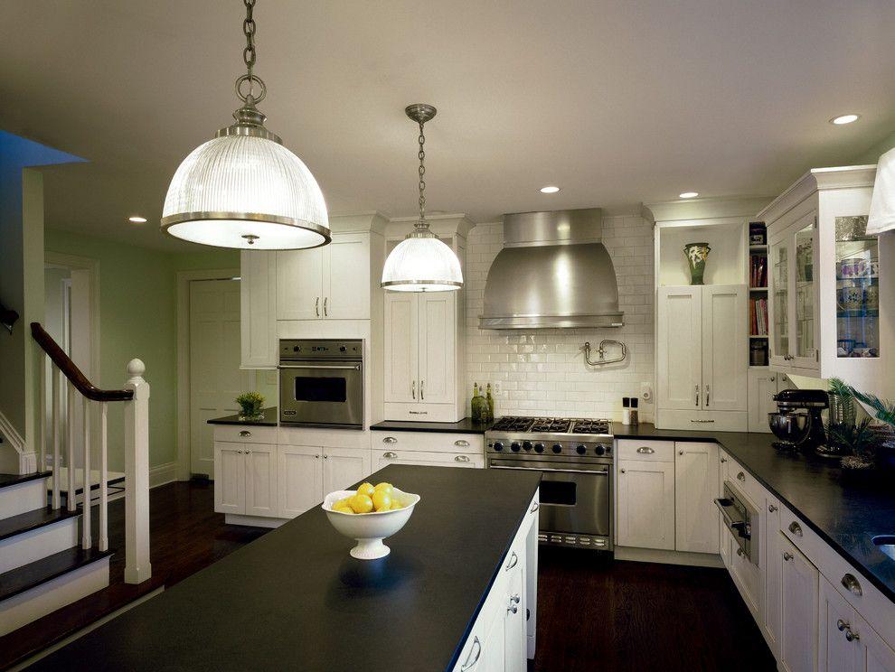 Rumson County Estate - traditional - kitchen - new york - Laura Kirar Design