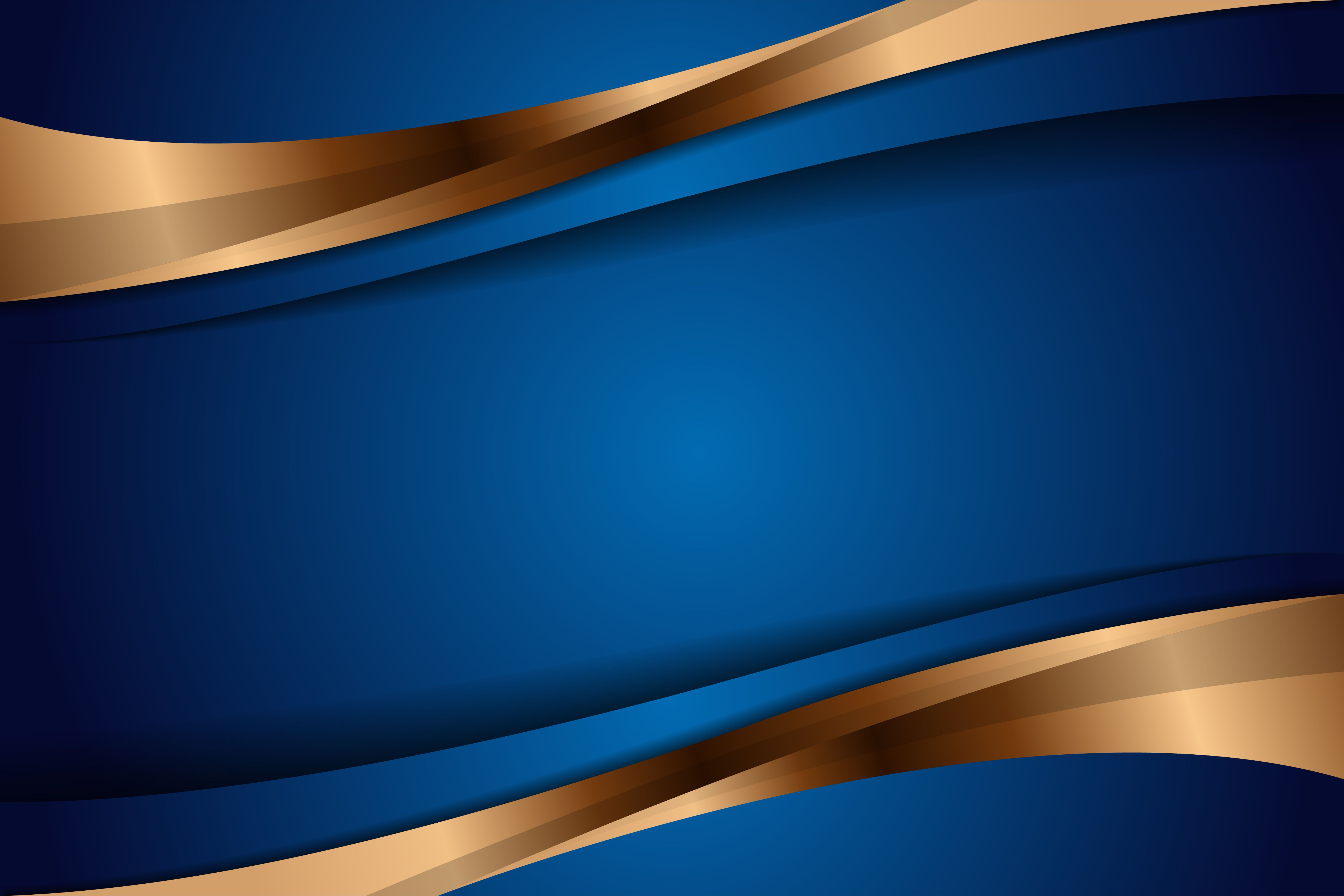 Abstract Background Blue Gold Graphic By Noory Shopper Creative Fabrica Abstract Backgrounds Blue Backgrounds Blue Abstract Backgrounds