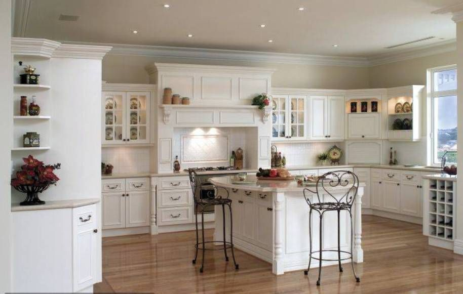 Charming 20 Inspiring Shabby Chic Kitchen Design Ideas Photo