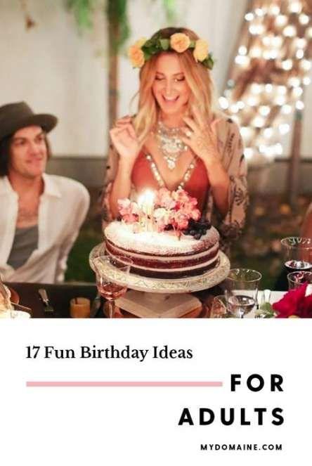 Birthday Celebration Ideas For Her Unique 28 Ideas  -2060