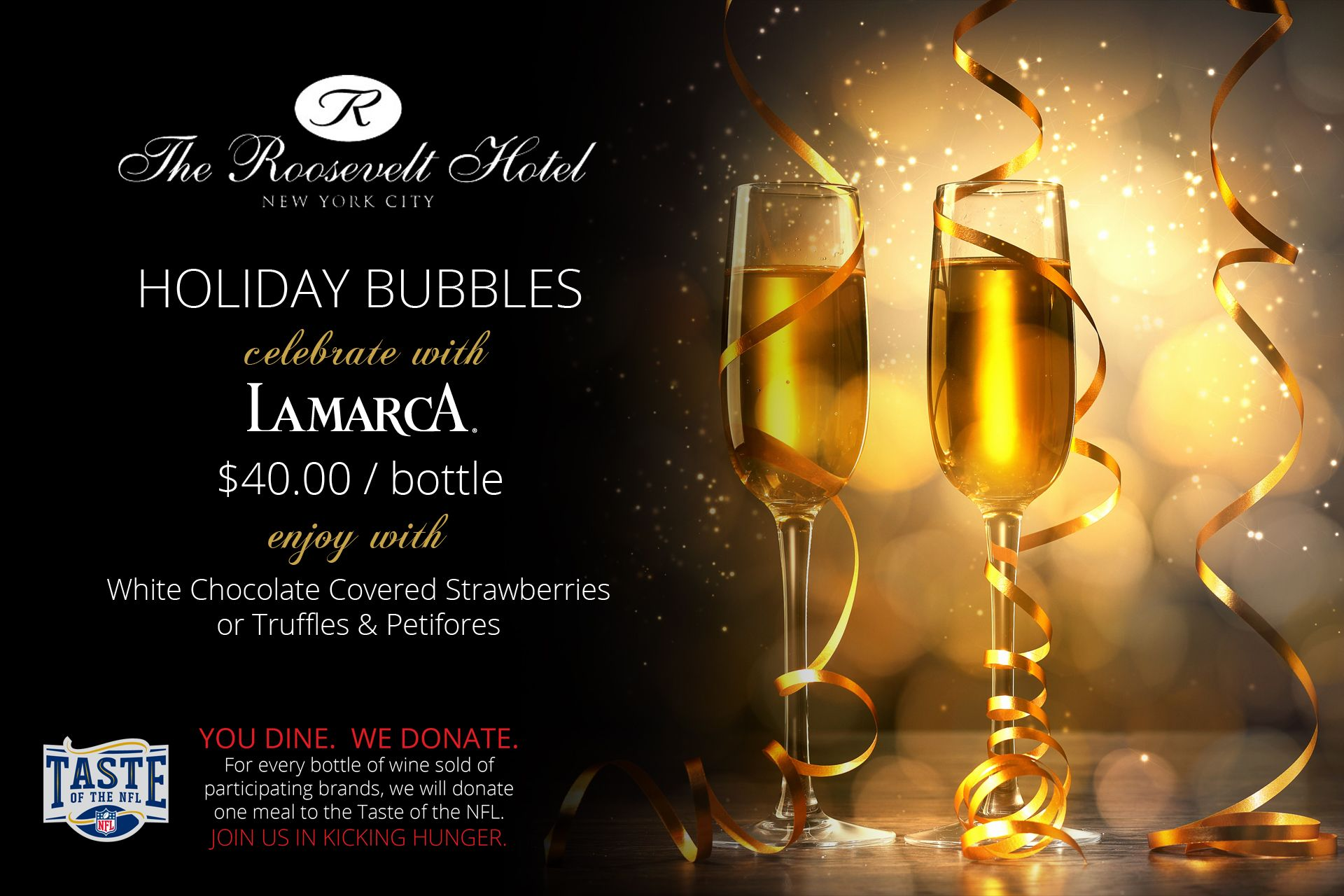 New Year's Eve at The Roosevelt Hotel! | Roosevelt hotel