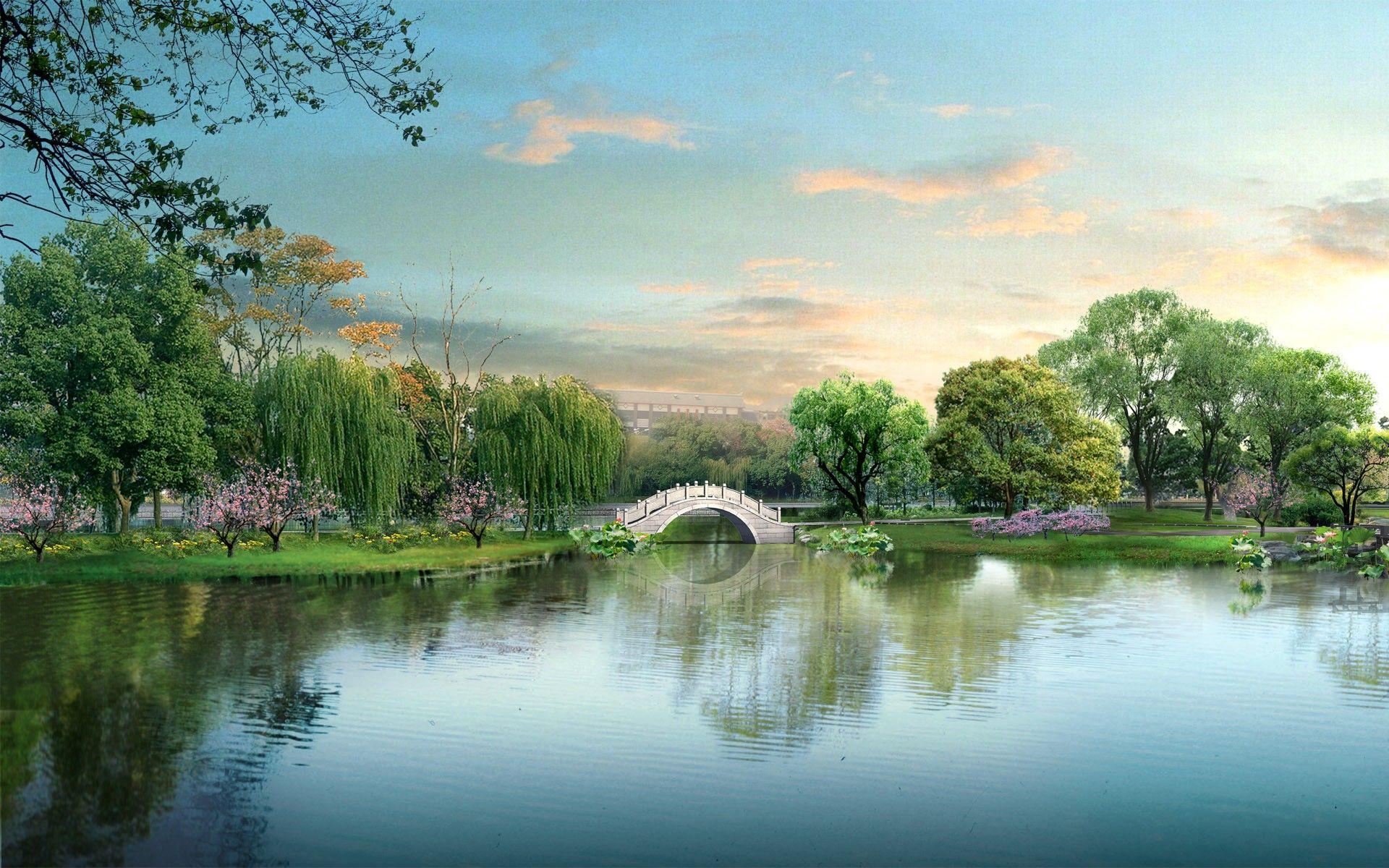 Giappone paesaggi hd cerca con google giardini for Wallpaper hd paesaggi