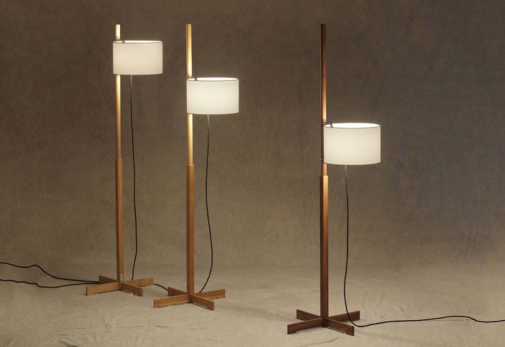 TMM floor lamp designed by Miguel Mila at twentytwentyone