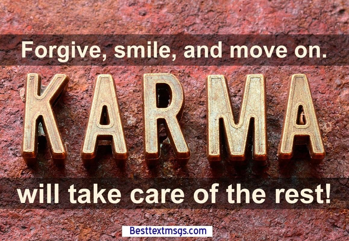 Karma Quotes In English With Images Karma Quotes Funny Karma