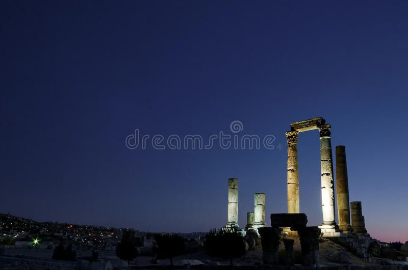 The Citadel And Temple Of Hercules, Amman, Jordan Stock Photo - Image of petra, greek: 13440960 #ammanjordan The Citadel and Temple of Hercules, Amman, Jordan. The Citadel and Temple of Her , #Aff, #Amman, #Jordan, #Hercules, #Citadel, #Temple #ad #ammanjordan