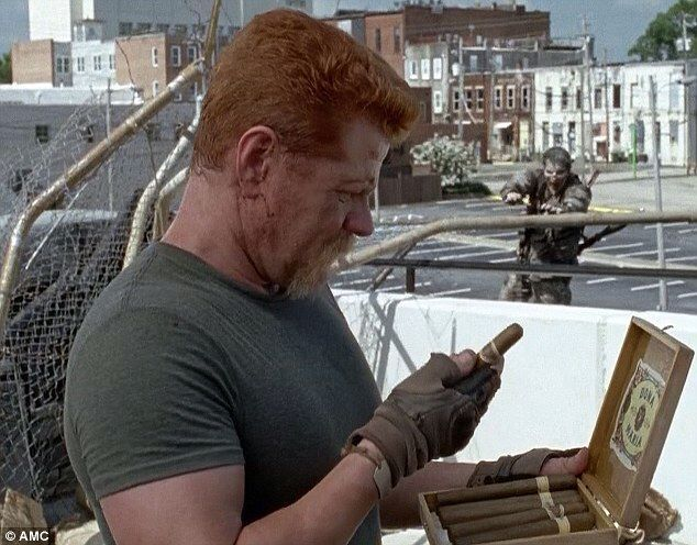 """'The Walking Dead Season 6, Episode 6 """"Always Accountable"""" Sgt. Abraham Ford"""
