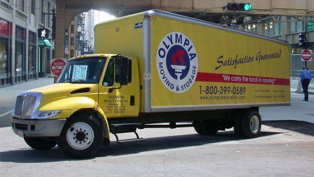 Olympia Moving U0026 Storage 4901 Main St Skokie, Illinois 60077 (847) 679