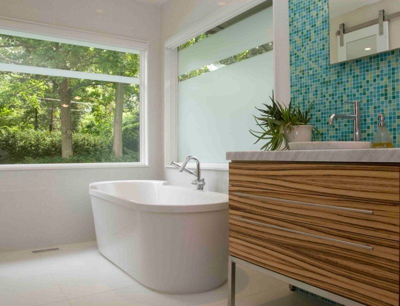 Best Photo Gallery Websites Williams Creek Mid Century Modern Master Bathroom
