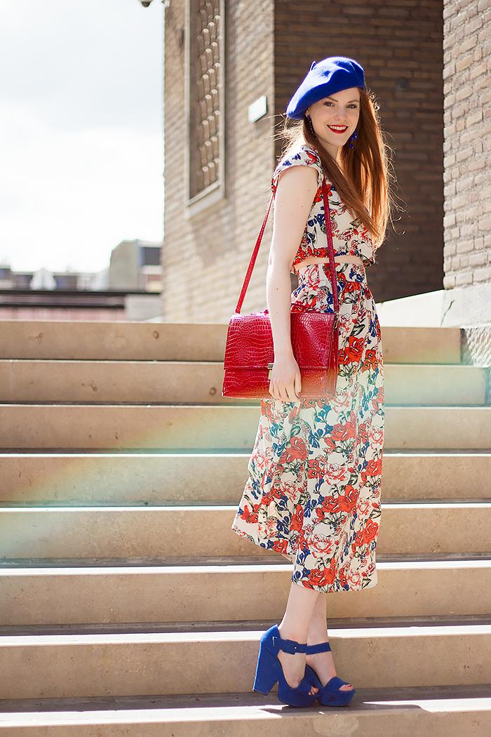 Fashion Blogger Outfit Koningsdag Kingsday