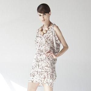 H.Fredriksson batik dress. Just got it for spring. Lovely on.