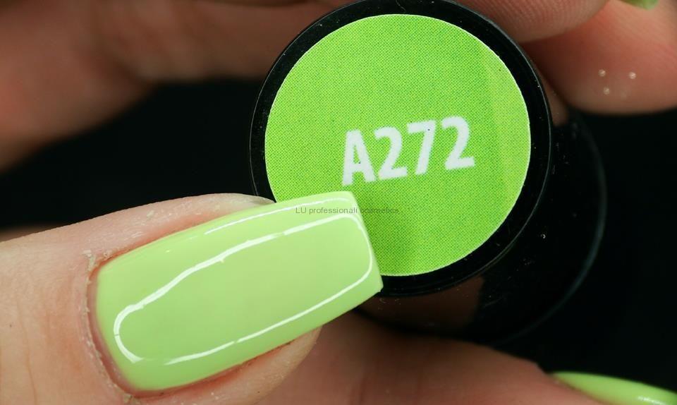 Lakier hybrydowy A272 - lakiery hybrydowe do paznokci