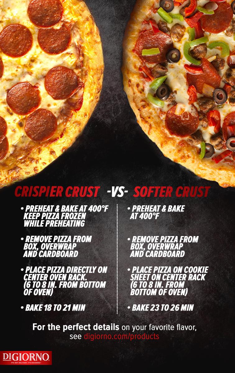 whether you prefer crispy