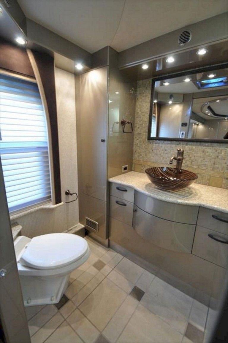 40 Top Rv Bathroom Collections For Rv Bathroom Remodelling Inspirations Glamorous Bathroom Decor Bathroom Collections Bathrooms Remodel