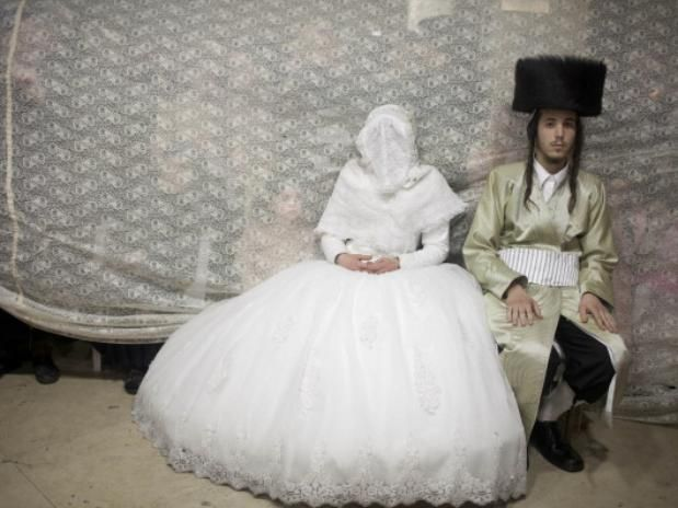 Boda Ortodoxa Judia Jewish Orthodox Wedding | Jewish Wedding ...