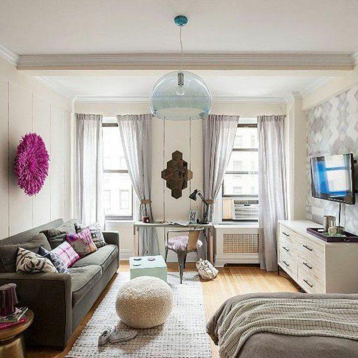 Kleines Wohnzimmer einrichten - eine große Herausforderung - grose wohnzimmer bilder