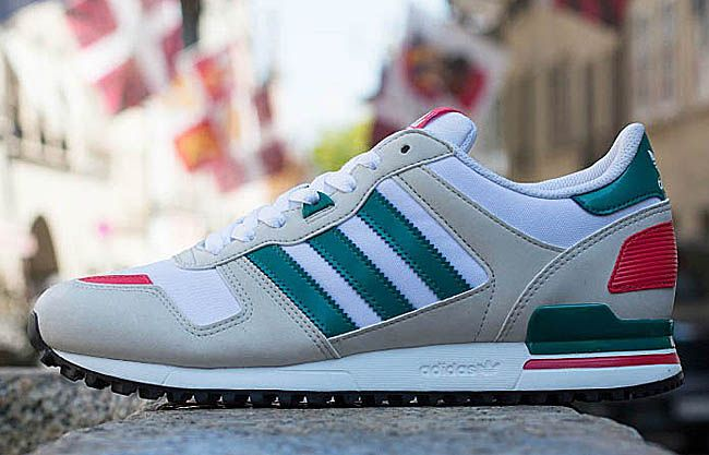 Preview: adidas ZX 700 | White, Teal & Red - EU Kicks: Sneaker Magazine
